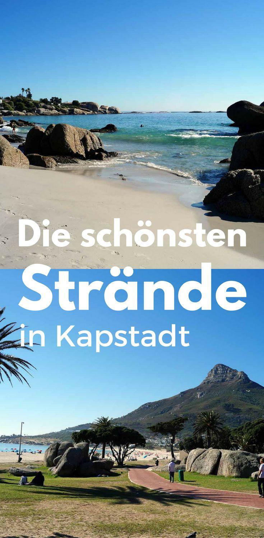 Hier gibt es Tipps für Sehenswürdigkeiten in Kapstadt, Empfehlungen für die schönsten Strände sowie Tipps für Übernachtung in Kapstadt, Südafrika.