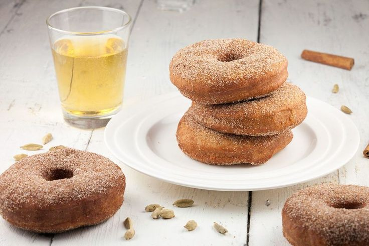 Appel cider donuts