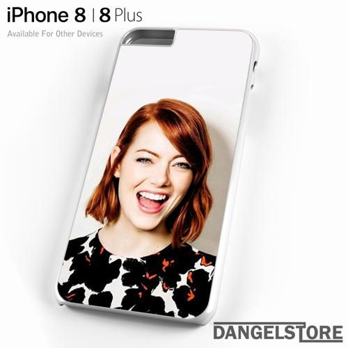 Beautiful Smile Emma Stone 3 Y For iPhone 8 | 8 Plus Case