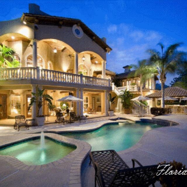 Great Gatsby Mediterranean Italian Luxury Home Villa: F L O R I D A On Pinterest