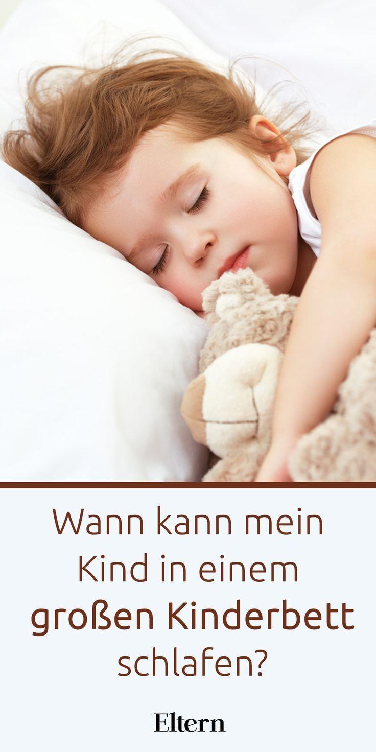 Raus aus dem Elternbett und rein ins Kinderbett? | Kinder