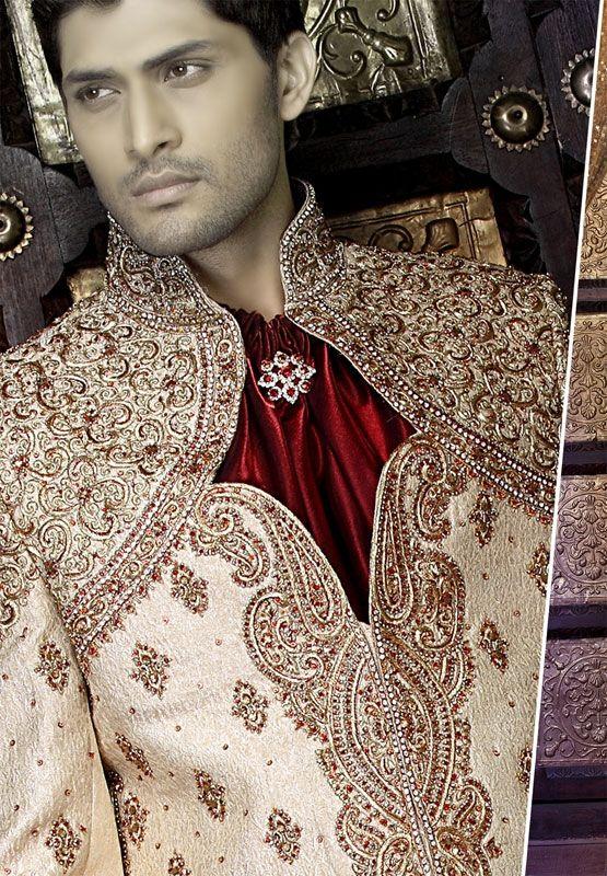 sherwani - men's wedding wear