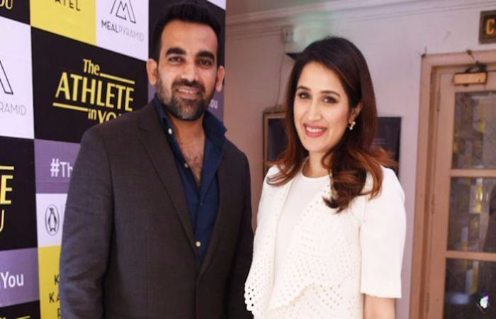 Finally #SagarikaGhatge Spill the Beans on Relationship With #ZaheerKhan