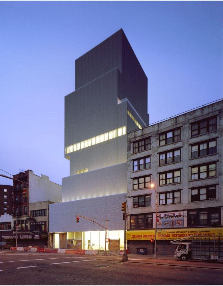 Kazuyo Sejima. Museo Arte Contemporáneo, NY.