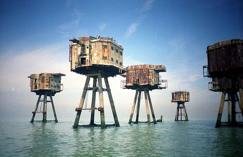UK sea flak forts (built 1942)