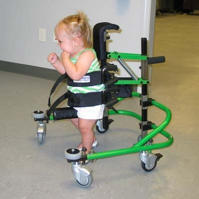 To Walk A Great Gait Trainer For Kids That Move