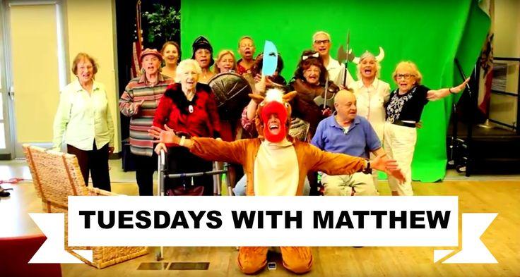 Tuesdays With Matthew Iconic movies, Movie scenes