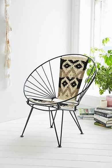 Woven Chatra Chair