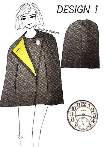AUGUST DESIGN CHALLENGE: VOTE NOW www.duellingdesigns.com