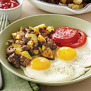 Hamburger Hash: Mornings Breakfast, Easy Dinners Recipes, Hamburg Hash, Amazing Recipes, Hash Recipes, Meals, Breakfast Food, Breakfast Recipes, Myrecipes Com Hamburg