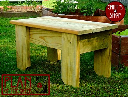 Garden Work Stool. Building ... & 189 best Chiefu0027s Shop Project Plans images on Pinterest | Woodwork ... islam-shia.org