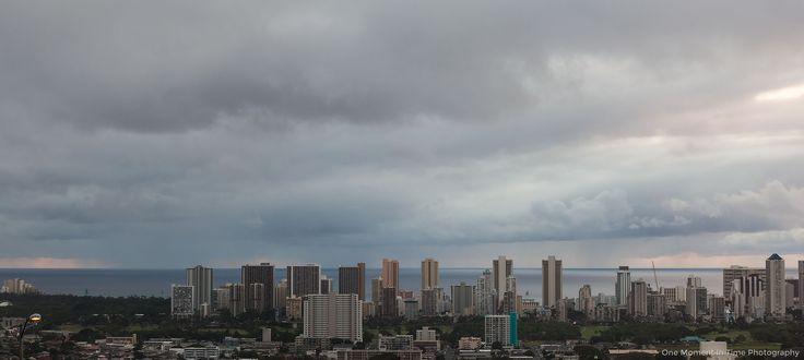 First Afternoon of 2016 - Waikiki, Honolulu, Hawaii 1/1/16