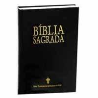 Portuguese Bible Hc - Todays Portuguese Version Blk