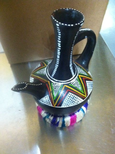 We sell all aspects of an Ethiopian Coffee Ceremony