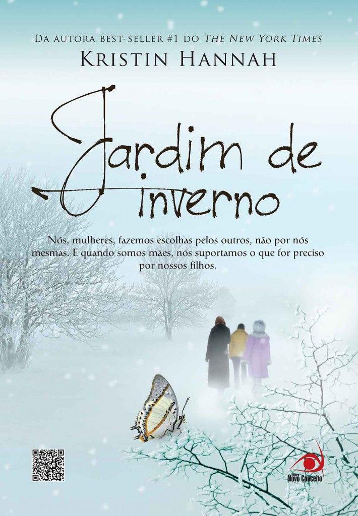 Jardim de Inverno.... Livro maravilho