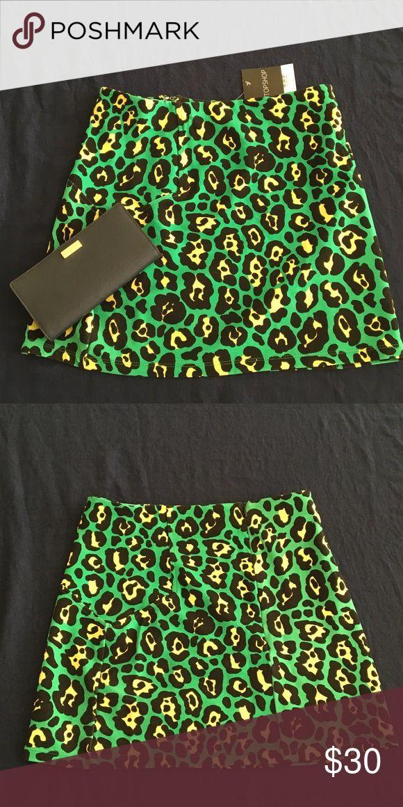 NWT Topshop skirt NWT Topshop skirt. No trade please Topshop Skirts