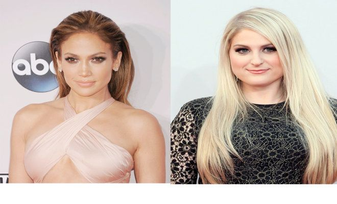 Jennifer Lopez Gave Meghan Trainor This Awesome Dating Advice