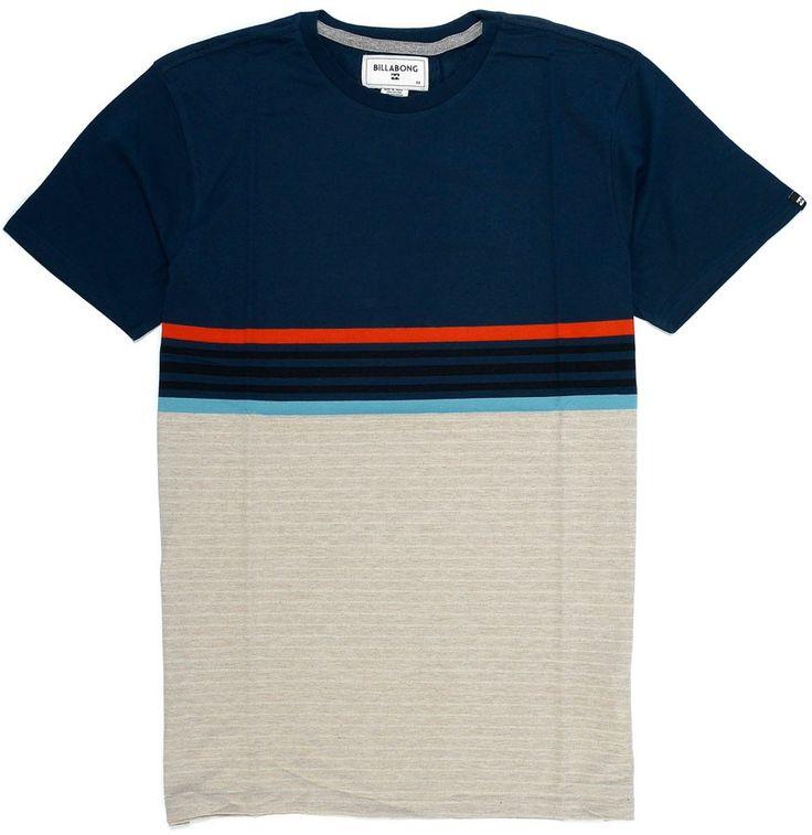 T-Shirt Billabong SPINNER Navy