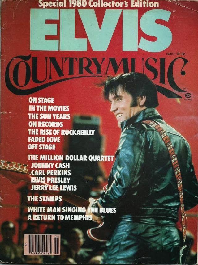 Elvis: Copertine di riviste Country.
