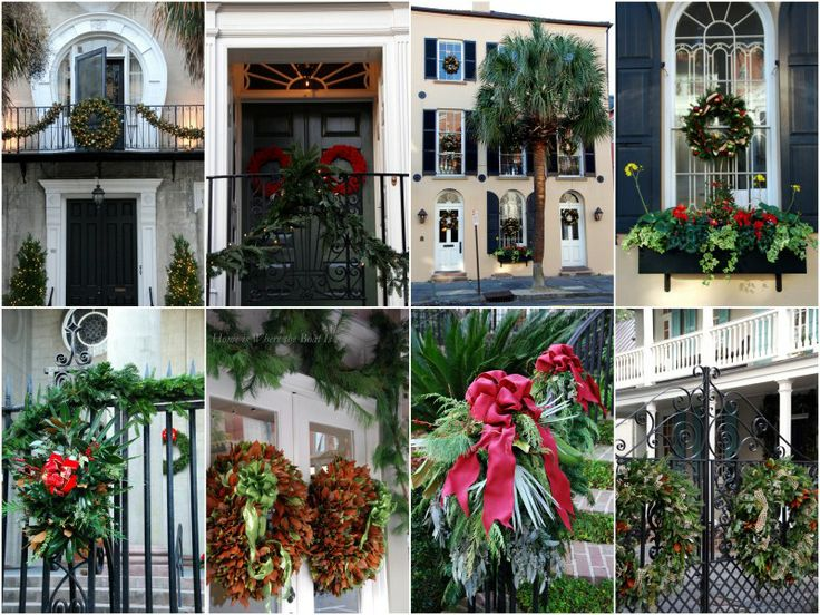 36 best Christmas in Charleston images on Pinterest | Southern ...