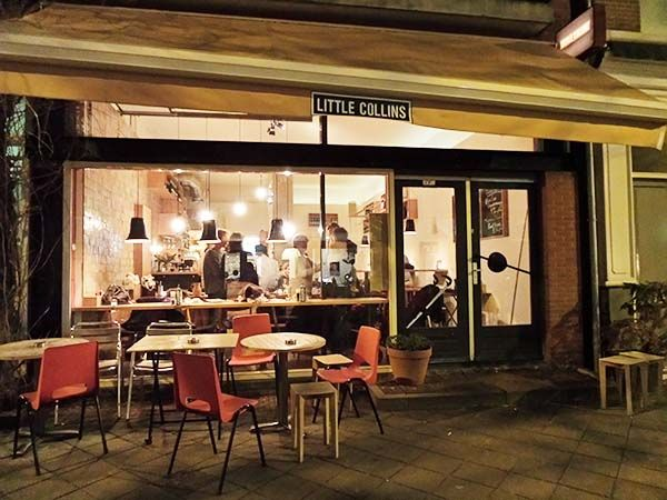 Little Collins Amsterdam: shared dining hotspot!