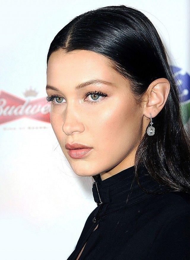 Image Result For Dark Hair Blue Eyes Makeup Bella Hadid