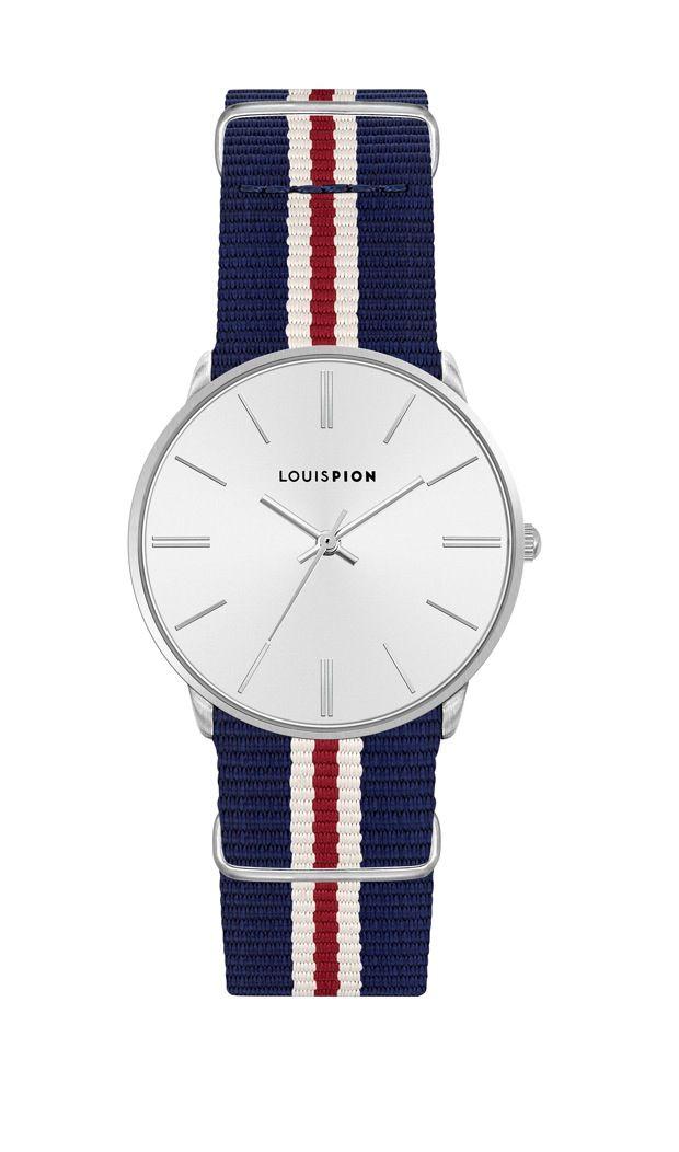 louis pion montre collection nato XC359