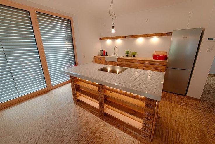 2017 Küchenmöbel Aus Europaletten
