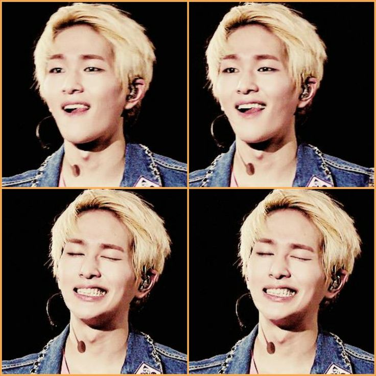 Onew Smile ♥ on We Heart It