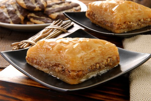 Bosnian Style Baklava - My aunt makes this and it is amazing! This recipe looks much easier, though! ;)