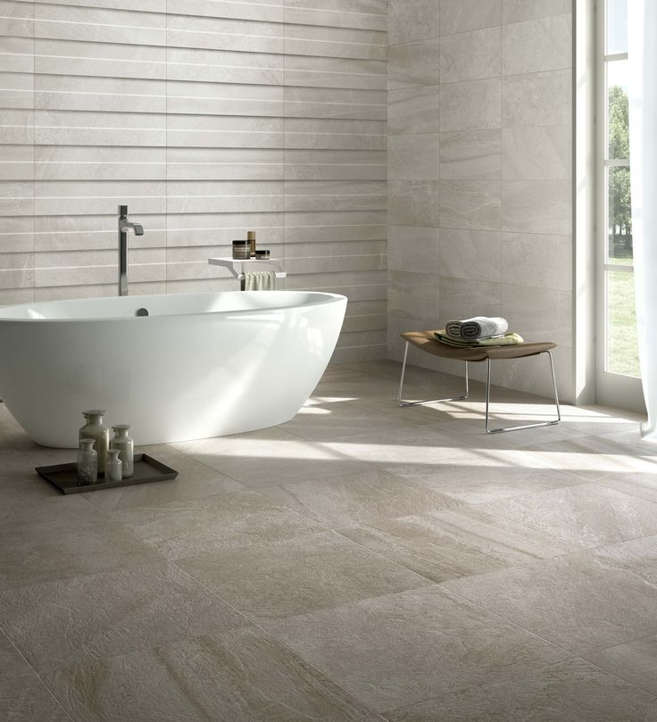 "Forward Earth | Porcelaine - Porcelain | Fini naturel - Natural Finish | 8""x32"" & 16""x32"" 