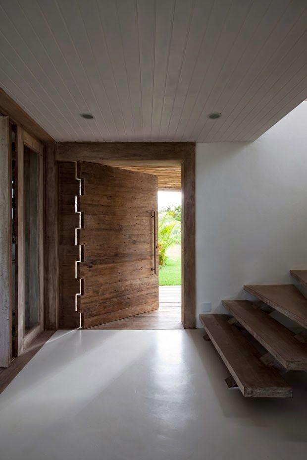 puerta,madera,escalera