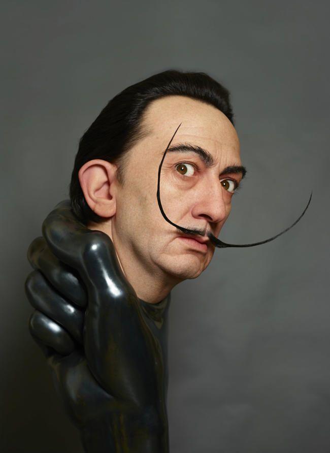 El hiperrealismo escultural de Kazuhiro Tsuji   OLDSKULL