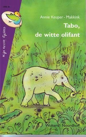 Tabo, de witte olifant – Annie Keuper – Makkink