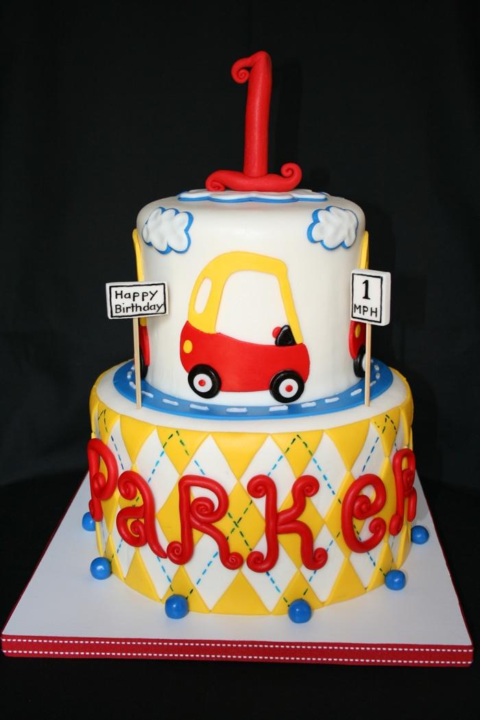 little tikes birthday cake