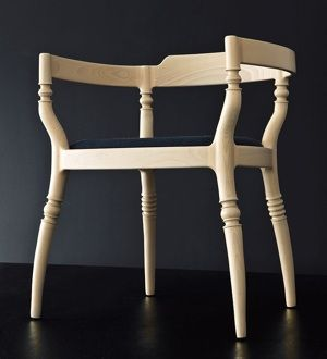 Billiani Fuga Chair (available By Special Order At ItalyByWeb.com)