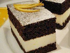 Ez a süti nem csak nagyon szép, de borzasztóan finom is!