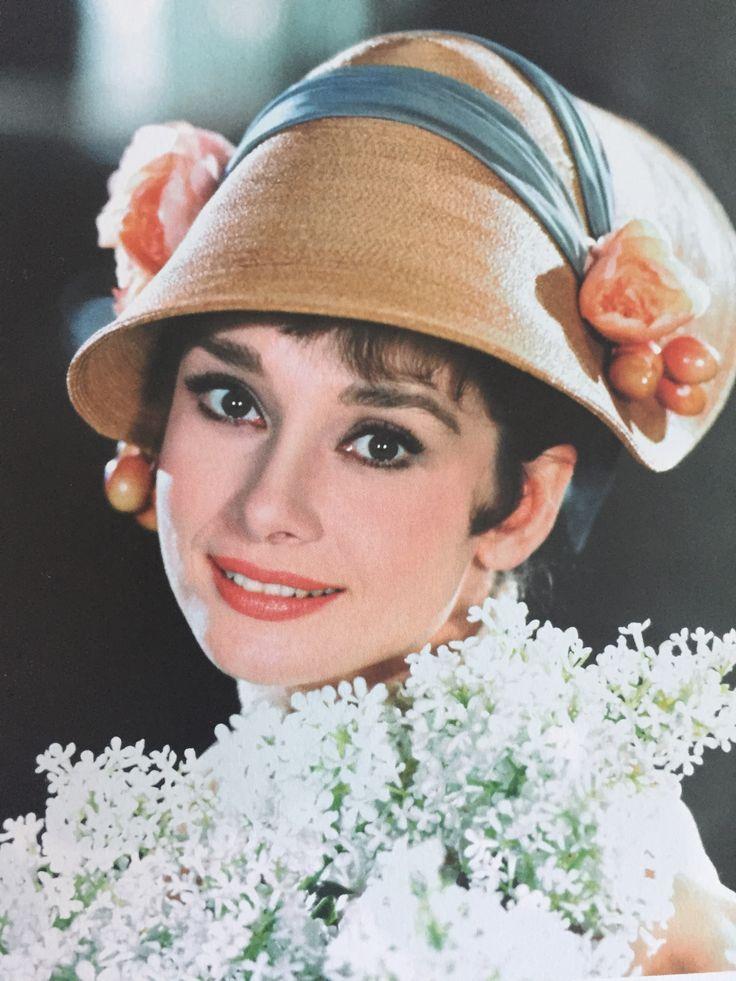 Audrey-My Fair Lady-1963-Photo Bob Willoughby