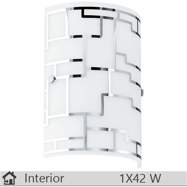 Aplica iluminat decorativ interior Eglo, gama Bayman, model  92564 http://www.etbm.ro/eglo