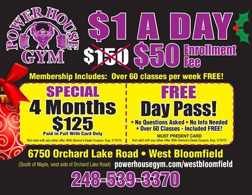 Body gym discount coupons