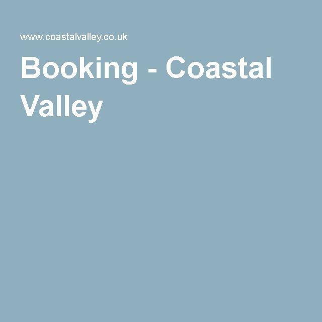 Booking - Coastal Valley