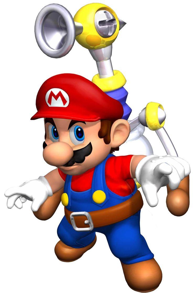 Super Mario Sunshine - MarioWiki, the encyclopedia of everything Mario