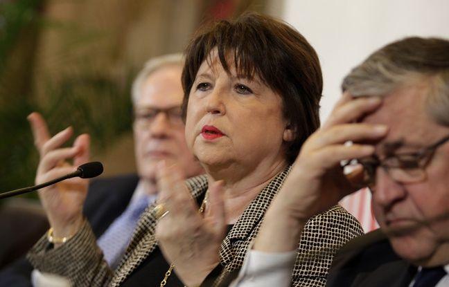 Lille: Un adjoint a soutenu Macron, Martine Aubry lui retire ses délégations