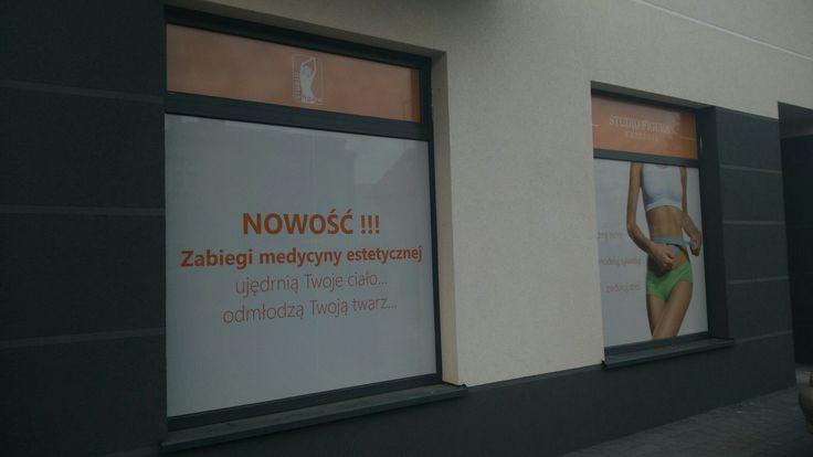 W yklejanie witryn sklepowych Konin Slupca Września #agencjareklamowa #reklama #konin #Słupca #Września www.b-6.pl