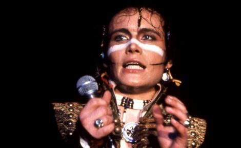 17 best images about adam ant on pinterest king 3 for Adams salon kings highway