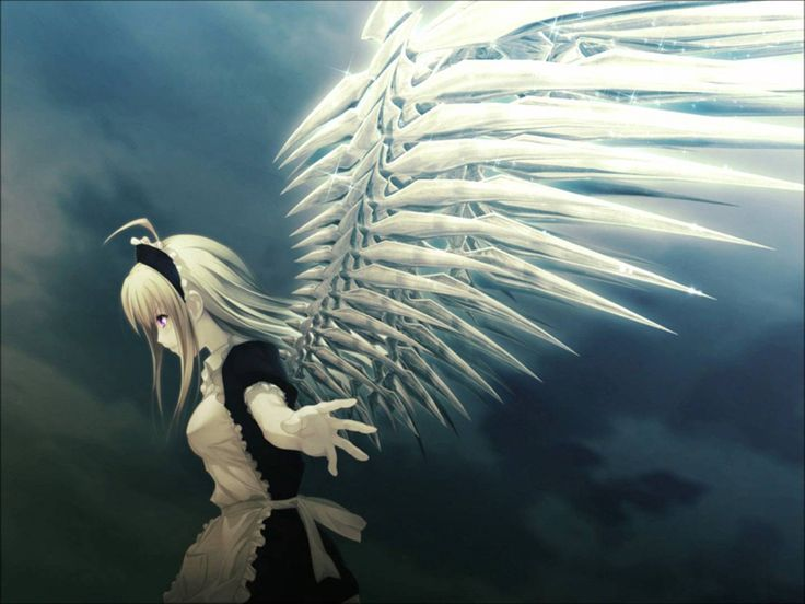 Nightcore - Angel of Darkness lyrics
