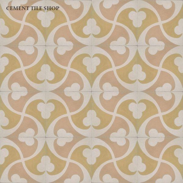 Cement Tile Shop - Encaustic Cement Tile | Trebol