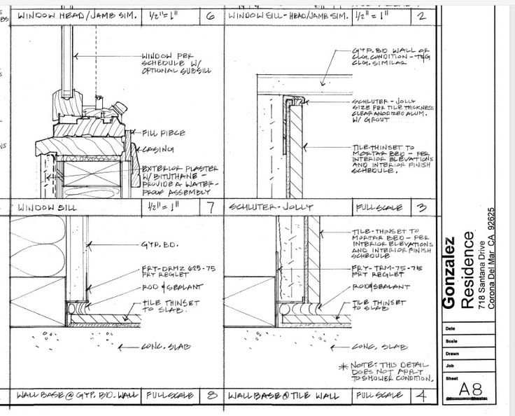 206 Best Construction Drawing Images On Pinterest