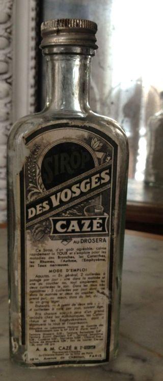 Vintage Pharmacy bottles  xo--FleaingFrance