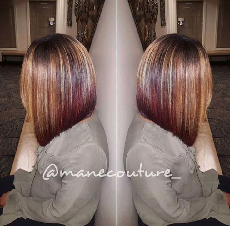 Gorgeous color by @manecouture_  Read the article here - http://blackhairinformation.com/hairstyle-gallery/gorgeous-color-manecouture_/